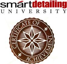 Diplomatura de la Smart Detailing University